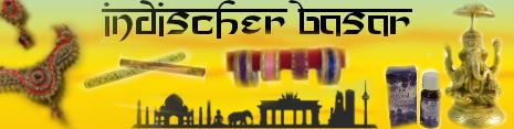 indischerBasar Banner