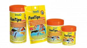 Gruppenbild Tetra FunTips