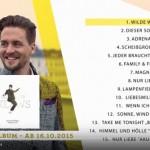 Alexander Klaws neues Album