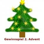 Gewinnspiel 2. Advent