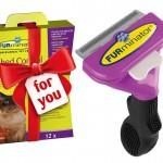 FURminator OnPack für Hund und Katze