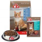 Hunde und Katzen haben 8in1 zum Fressen gern