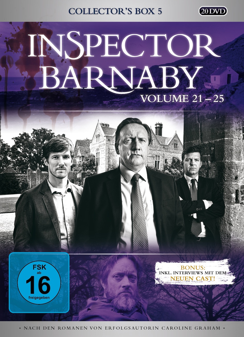 Inspector Barnaby Online