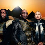 Live-Sensation Earth, Wind & Fire auf Tour