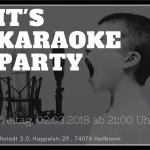 Karaoke HNX Party