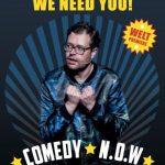 """Weltpremiere: """"Comedy N.O.W."""""""