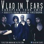 Vlad In Tears Europa Tour